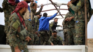 صورة ميليشيات «قسد» تختطف عشرات المدنيين بريف الرقة