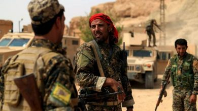 """صورة مقتل قيادي من ميليشيات """"قسد"""" بريف دير الزور ومجهولون يستهدفون مقراً لها"""