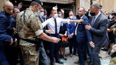 "Photo of ماكرون: نحن مع الشعب اللبناني والمساعدات بـ""انتظار الاصلاحات""!"