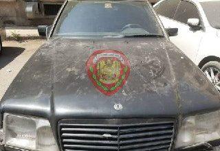 Photo of مباحث المرور في دمشق يضبط سيارتين مسروقتين