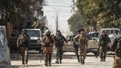 """صورة اختطاف 4 مدنيين في حملة مداهمات نفذها """"التركي"""" في عفرين"""