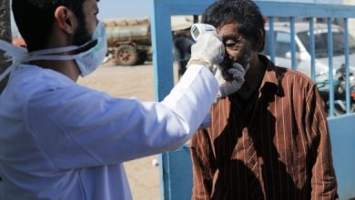 Photo of ١٠ مسحات سلبية لمشتبه بإصابتهم بكورونا في سلمية
