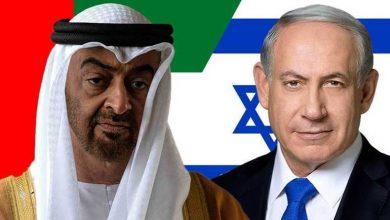 صورة لقاء متوقع بين نتنياهو وابن زايد قبل توقيع اتفاق التطبيع