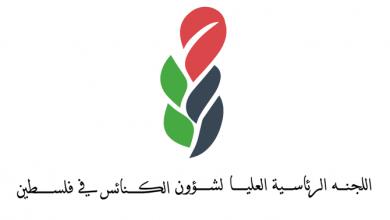 Photo of اللجنة الرئاسية لشؤون الكنائس في فلسطين: اتفاق الإمارات مع إسرائيل خيانة للفلسطينيين والقدس