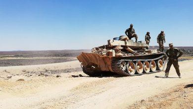 صورة الجيش يقضى على عدد كبير من الدواعش في بادية حماة الشرقية