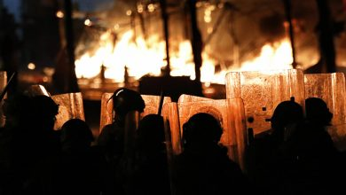 Photo of الهدوء يعود إلى محيط مجلس النواب اللبناني والجيش يسيطر على كافة المباني التي دخلها المحتجون
