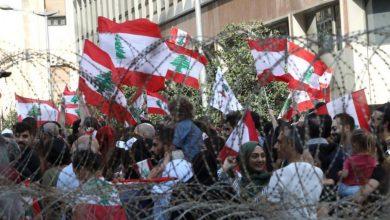 Photo of حماية مجلس النواب اللبناني تنفي إطلاق الرصاص الحي على المتظاهرين