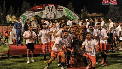 Photo of الوحدة يوقف مفاجآت المجد ويحمل كأس الجمهورية