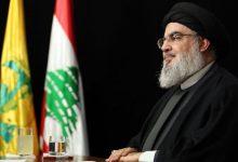 Photo of السيد نصر الله: لا شيء لحزب الله في مرفأ بيروت ويجب أن يحاكم أي مسؤول عن الحادثة بدون أي حمايات