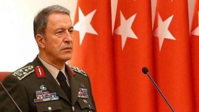 Photo of وزير الدفاع التركي: نريد تسوية التوتر مع اليونان عبر الحوار
