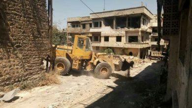 Photo of 92 ألف متر مكعب أنقاض رُحّلت منذ بداية العام في حمص