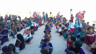 Photo of 140 ألف طفل اُستهدفوا بحملة توعية في دير حافر ومسكنة للوقاية من كورونا