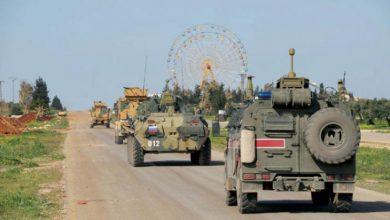 Photo of دورية روسية مشتركة مع الاحتلال التركي شمال البلاد