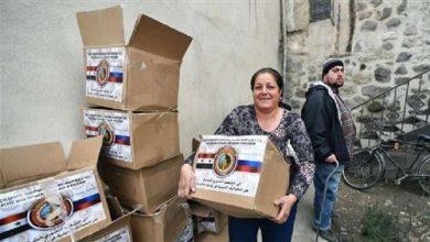 Photo of روسيا تزيد من حجم مساعداتها الإنسانية للسوريين