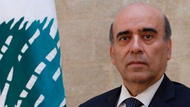 Photo of شربل وهبة وزيراً لخارجية لبنان بعد قبول استقالة حتي