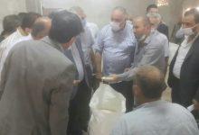 Photo of البرازي من حمص: توازن في أسعار الإسمنت الأسبوع القادم.. وتصحيح لرواتب عمال المخابز ورفع لحوافزهم