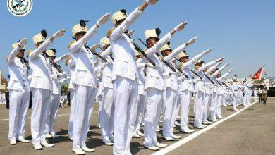 صورة برعاية الرئيس الأسد.. تخريج دفعة جديدة من طلاب الكلية البحرية