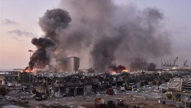 "Photo of ""النشرة"": 27 شهيداً سورياً في انفجار بيروت بينهم طفلان وبحار وثلاث نساء"
