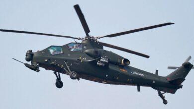 صورة مواجهة عسكرية جديدة.. طرد طائرتي «أباتشي» لاحقتا دورية روسية في الحسكة