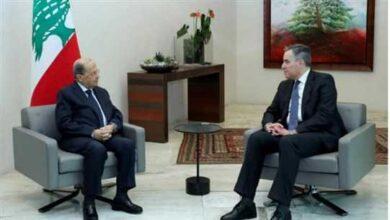 صورة مساعي تشكيل الحكومة اللبنانية تتواصل وتحرك مفاجئ للسفير الفرنسي