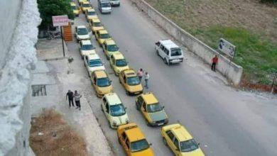 صورة شح البنزين يرفع أجرة التكاسي بحماة حتى 500 بالمئة ! والتموين: لم نتلق أي شكوى !