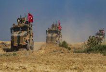 """صورة جيش الاحتلال التركي يحزم أمتعته من نقطة مراقبة """"شيرمغار"""" غرب حماة للانسحاب منها والدور على النقاط المحاذية لـ """"M5"""""""