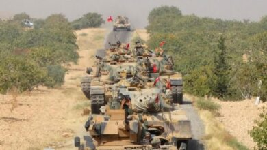 صورة جيش الاحتلال التركي يستعد لسحب نقاط مراقبته المحاصرة والبداية من ثلاث بلدات