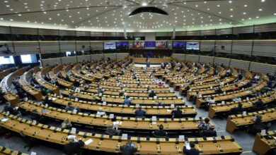 صورة البرلمان الأوروبي: لوكاشينكو لن يعتبر رئيساً شرعياً لبيلاروس بعد انتهاء ولايته الحالية!