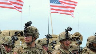 صورة الجيش الأميركي بعد إرسال تعزيزات إلى قواعده غير الشرعية في سورية: سندافع عن أنفسنا!