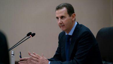 صورة الرئيس الأسد: الحصار هو فرصة لكي نتعلم الكثير ونطور الكثير