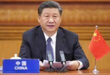 صورة النص الكامل لكلمة الرئيس الصيني