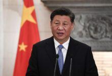 صورة الرئيس الصيني: لا ننوي خوض حرب باردة أو ساخنة ضد أي دولة