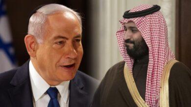 """صورة """"الغارديان"""": السعودية تحث حلفاءها على التطبيع مع إسرائيل بهدف منح نفسها غطاء لاتخاذ خطوة مماثلة لاحقا"""