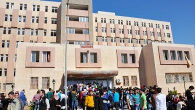 صورة 4 طلاب فقط ضمن الغرفة الواحدة في السكن الجامعي بحمص.. واعتماد آلية إسكان جديدة