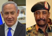 صورة قناة اسرائيلية: احتمال تطبيع العلاقات مع السودان بات قريباً جداً