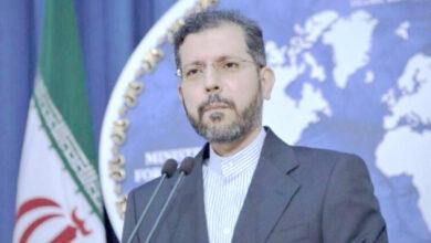 صورة إيران: النظام السعودي والكيان الصهيوني آخر من يحق لهما التحدث عن الاتفاق النووي