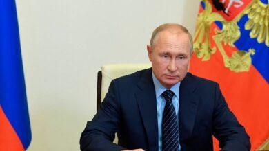 """صورة بوتين: تصدير اللقاحات الروسية ضد """"كورونا"""" إلى دول منظمة معاهدة الأمن الجماعي مطروحة على الطاولة"""
