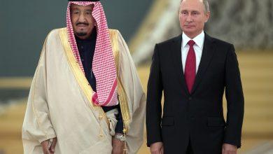 صورة الكرملين: بوتين والملك السعودي يتفقان على توسيع العلاقات المتبادلة في مجالي التجارة والاقتصاد