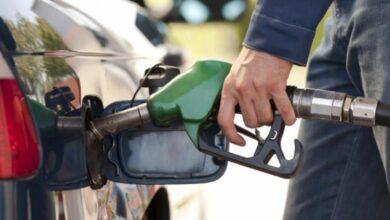 صورة تعبئة البنزين أصبح مرة واحدة كل أسبوع