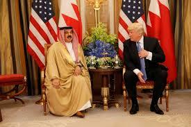 صورة بعد اتفاق التطبيع البحريني – الاسرائيلي.. اميركا تطلب من رعاياها في المنامة «توخّي الحذر»