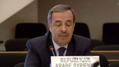 صورة سورية ترفض تقرير مجلس حقوق الإنسان: انتقائي ومسيس ويتجاهل الإجراءات القسرية الأحادية والحصار الاقتصادي