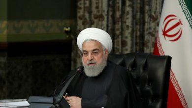 صورة روحاني: أميركا زادت الحظر على إيران في ظل تفشي «كورونا»!