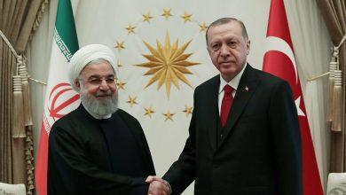 صورة روحاني وأردوغان: ضرورة التعاون في مسار أستانا بهدف إحلال السلام والاستقرار في سورية