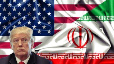 صورة في إطار «البلطجة» الاميركية.. ترامب يفرض عقوبات جديدة على إيران