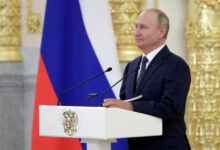 صورة بوتين: سنسجل قريباً لقاحاً روسياً ثانياً ضد كورونا