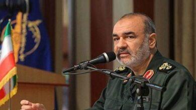 صورة الحرس الثوري الإيراني: تواجد الصهاينة في الخليج سيسرّع بزوالهم