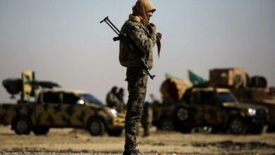 """صورة مقتل 3 مسلحين من ميليشيات """"قسد"""" في ريفي دير الزور والرقة"""