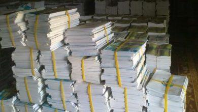 صورة 1،2 مليار ليرة كلفة الكتب المدرسية الموزعة بالمجان للتعليم الأساسي بحمص
