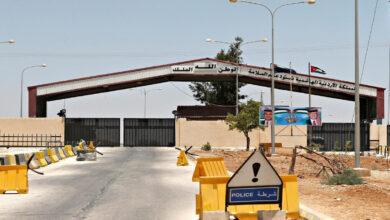 صورة معلومات أولية بفتح منفذ جابر الأردني الحدودي مع سورية الأحد القادم
