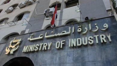 صورة «الصناعة» ستناقش مجلس التخطيط غداً لتخصيص 53 مليار ليرة لمشاريع 2021
